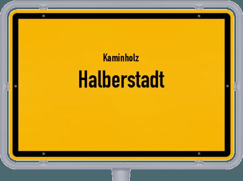 Kaminholz & Brennholz-Angebote in Halberstadt, Großes Bild