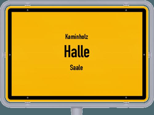 Kaminholz & Brennholz-Angebote in Halle (Saale), Großes Bild