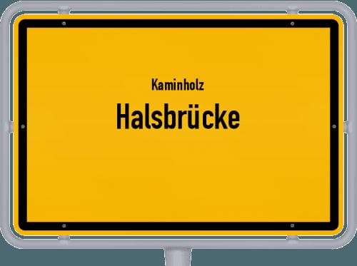 Kaminholz & Brennholz-Angebote in Halsbrücke, Großes Bild