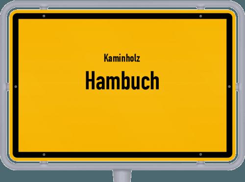 Kaminholz & Brennholz-Angebote in Hambuch, Großes Bild