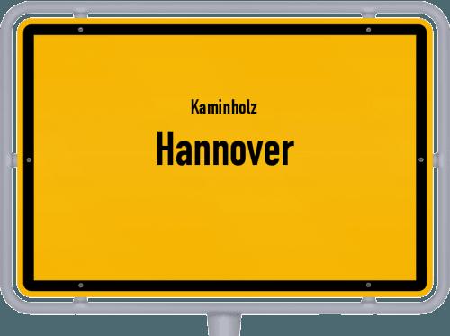 Kaminholz & Brennholz-Angebote in Hannover, Großes Bild
