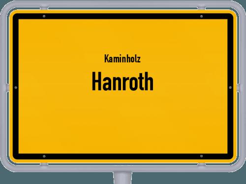 Kaminholz & Brennholz-Angebote in Hanroth, Großes Bild
