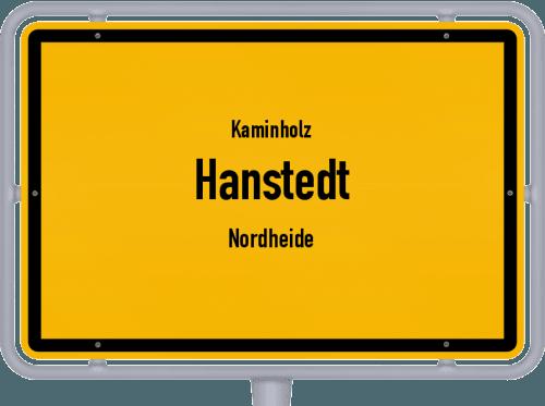 Kaminholz & Brennholz-Angebote in Hanstedt (Nordheide), Großes Bild