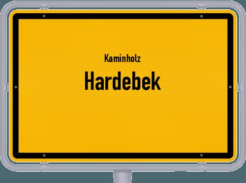 Kaminholz & Brennholz-Angebote in Hardebek, Großes Bild