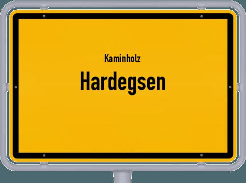 Kaminholz & Brennholz-Angebote in Hardegsen, Großes Bild