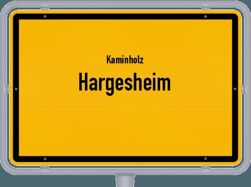 Kaminholz & Brennholz-Angebote in Hargesheim, Großes Bild