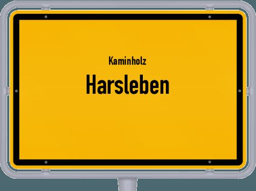 Kaminholz & Brennholz-Angebote in Harsleben, Großes Bild