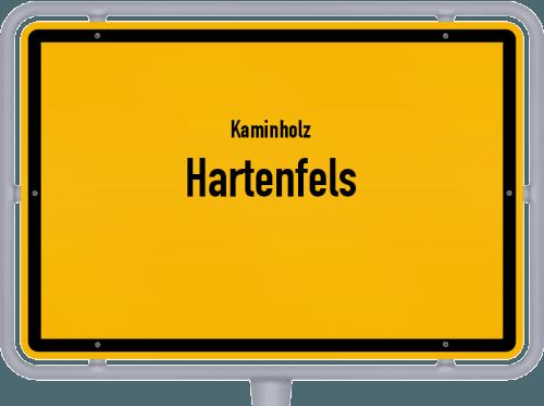 Kaminholz & Brennholz-Angebote in Hartenfels, Großes Bild