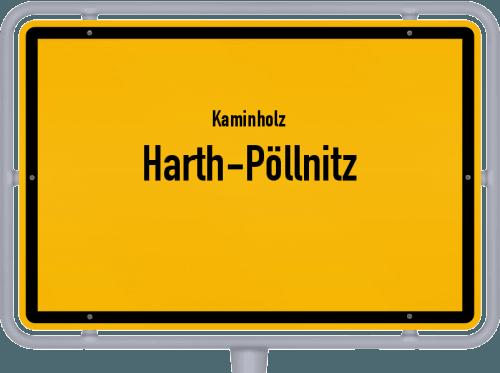Kaminholz & Brennholz-Angebote in Harth-Pöllnitz, Großes Bild