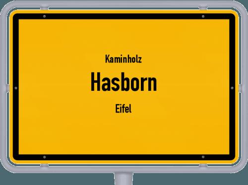 Kaminholz & Brennholz-Angebote in Hasborn (Eifel), Großes Bild