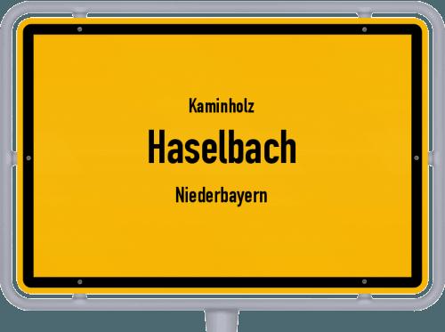 Kaminholz & Brennholz-Angebote in Haselbach (Niederbayern), Großes Bild