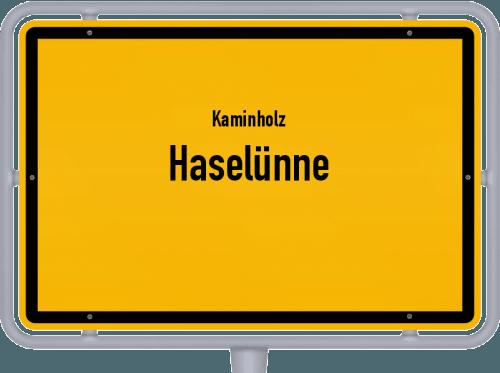 Kaminholz & Brennholz-Angebote in Haselünne, Großes Bild