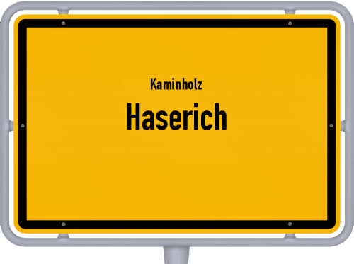 Kaminholz & Brennholz-Angebote in Haserich, Großes Bild