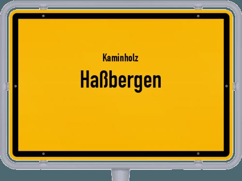Kaminholz & Brennholz-Angebote in Haßbergen, Großes Bild