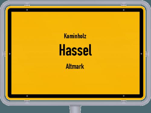 Kaminholz & Brennholz-Angebote in Hassel (Altmark), Großes Bild