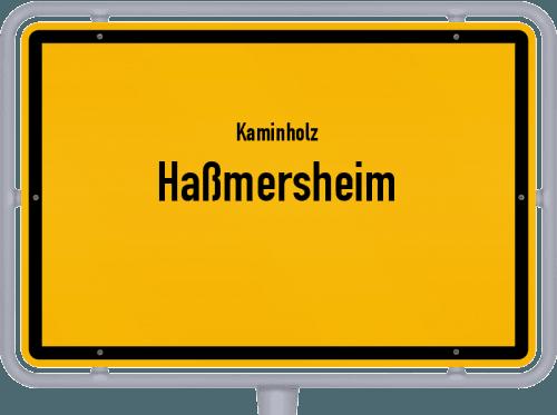 Kaminholz & Brennholz-Angebote in Haßmersheim, Großes Bild