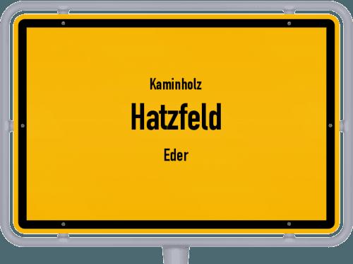 Kaminholz & Brennholz-Angebote in Hatzfeld (Eder), Großes Bild
