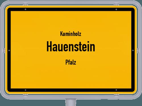 Kaminholz & Brennholz-Angebote in Hauenstein (Pfalz), Großes Bild