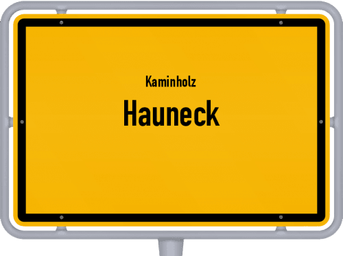 Kaminholz & Brennholz-Angebote in Hauneck, Großes Bild