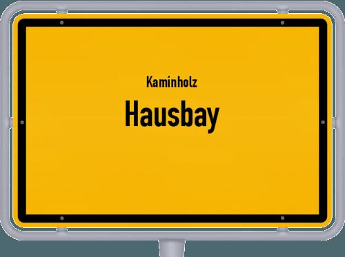 Kaminholz & Brennholz-Angebote in Hausbay, Großes Bild