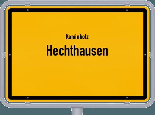 Kaminholz & Brennholz-Angebote in Hechthausen, Großes Bild