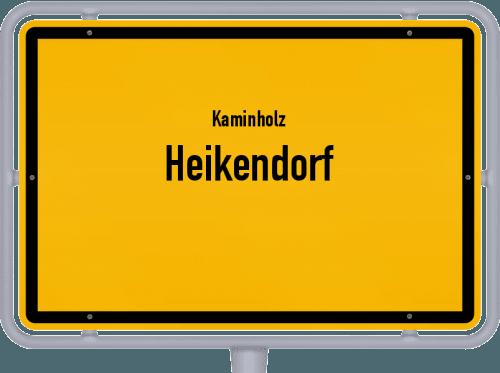 Kaminholz & Brennholz-Angebote in Heikendorf, Großes Bild