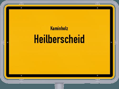 Kaminholz & Brennholz-Angebote in Heilberscheid, Großes Bild