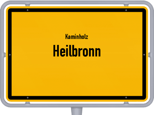 Kaminholz & Brennholz-Angebote in Heilbronn, Großes Bild