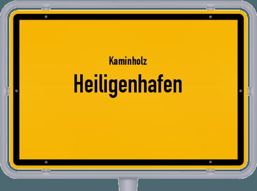 Kaminholz & Brennholz-Angebote in Heiligenhafen, Großes Bild