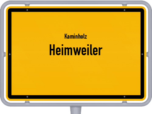 Kaminholz & Brennholz-Angebote in Heimweiler, Großes Bild