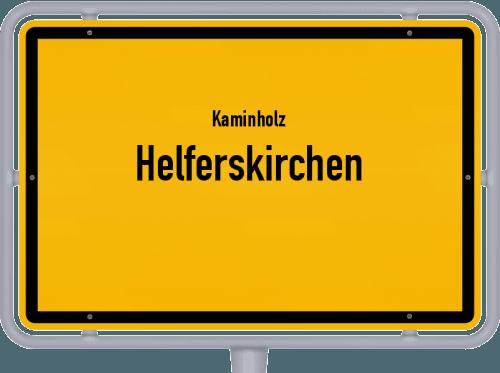 Kaminholz & Brennholz-Angebote in Helferskirchen, Großes Bild