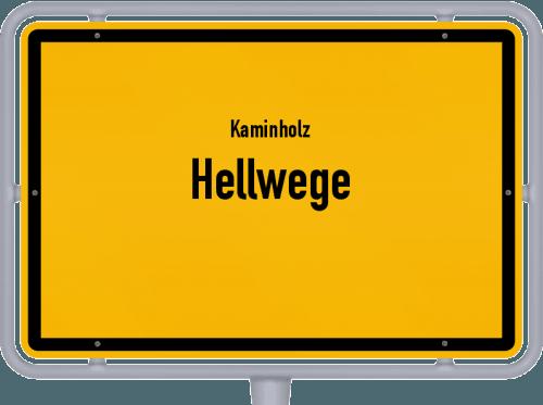 Kaminholz & Brennholz-Angebote in Hellwege, Großes Bild