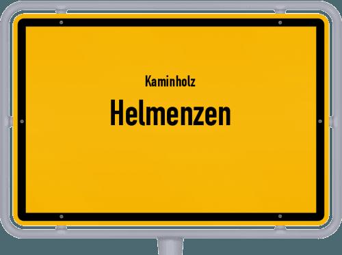 Kaminholz & Brennholz-Angebote in Helmenzen, Großes Bild