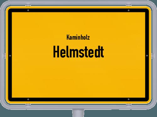 Kaminholz & Brennholz-Angebote in Helmstedt, Großes Bild