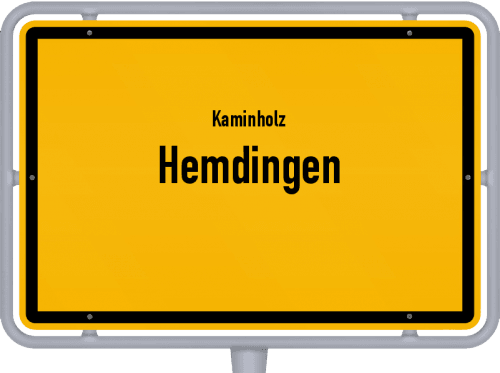 Kaminholz & Brennholz-Angebote in Hemdingen, Großes Bild