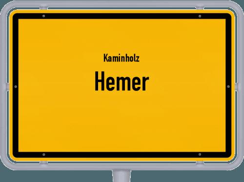 Kaminholz & Brennholz-Angebote in Hemer, Großes Bild