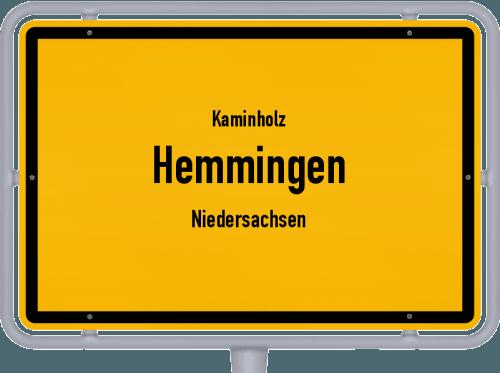 Kaminholz & Brennholz-Angebote in Hemmingen (Niedersachsen), Großes Bild
