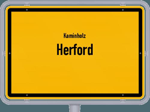 Kaminholz & Brennholz-Angebote in Herford, Großes Bild