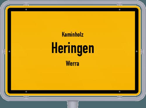 Kaminholz & Brennholz-Angebote in Heringen (Werra), Großes Bild