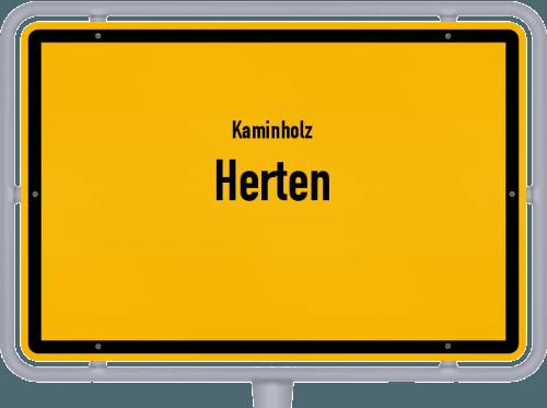 Kaminholz & Brennholz-Angebote in Herten, Großes Bild