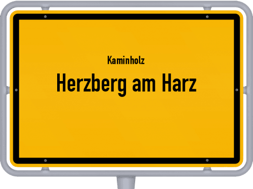 Kaminholz & Brennholz-Angebote in Herzberg am Harz, Großes Bild