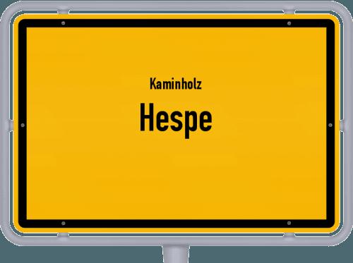 Kaminholz & Brennholz-Angebote in Hespe, Großes Bild