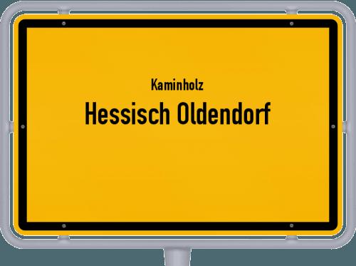 Kaminholz & Brennholz-Angebote in Hessisch Oldendorf, Großes Bild