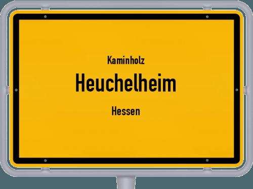Kaminholz & Brennholz-Angebote in Heuchelheim (Hessen), Großes Bild