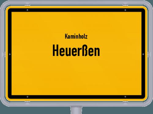 Kaminholz & Brennholz-Angebote in Heuerßen, Großes Bild