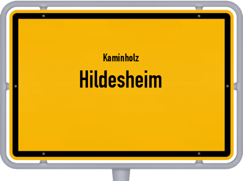 Kaminholz & Brennholz-Angebote in Hildesheim, Großes Bild