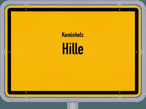 Kaminholz & Brennholz-Angebote in Hille, Großes Bild