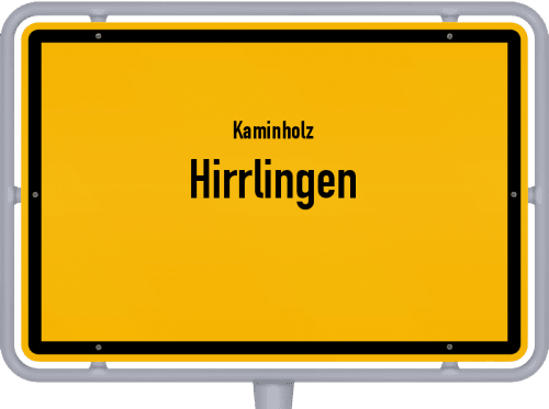 Kaminholz & Brennholz-Angebote in Hirrlingen, Großes Bild
