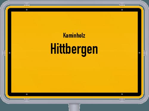 Kaminholz & Brennholz-Angebote in Hittbergen, Großes Bild