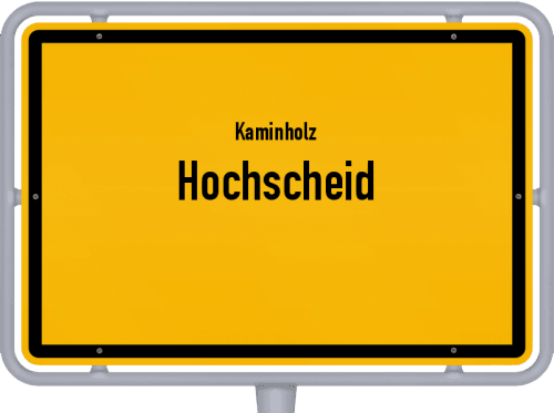Kaminholz & Brennholz-Angebote in Hochscheid, Großes Bild